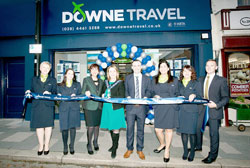 Downe Travel - COVID-Secure Travel Agents - OXIZONE Clean Air Zone