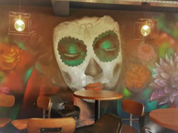 La Taqueria - COVID-Secure dining with OXIZONE Air Sterilisers and ALCOL+ Hand Sanitiser