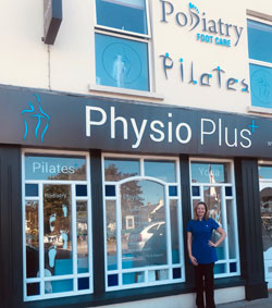 Physio Plus, Comber - COVID-Secure Air with OXIZONE