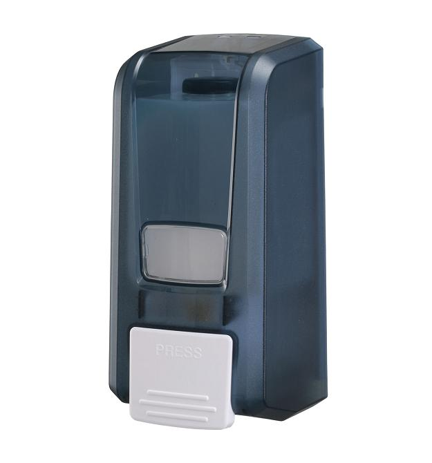 Plastic Liquid Soap Dispenser - Blue