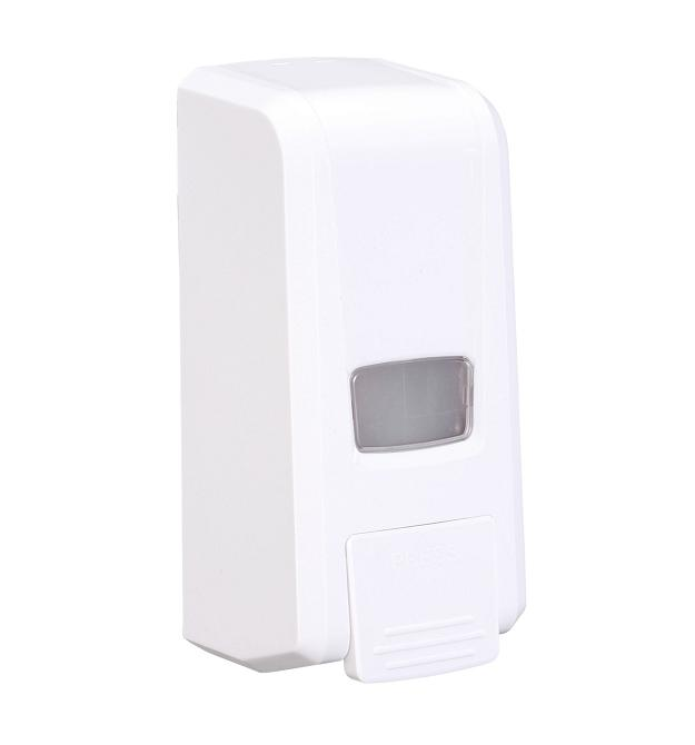 Plastic Liquid Soap Dispenser - White
