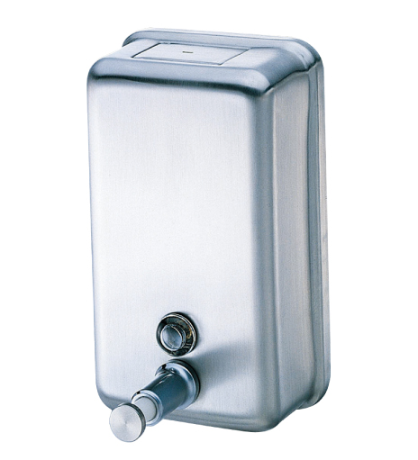 Soap Dispenser - Stainless Steel - VB