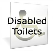 Accessible Washrooms, Disabled Toilets