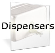 Washroom Dispensers, Automatic Dispensers, Stainless Steel Dispensers